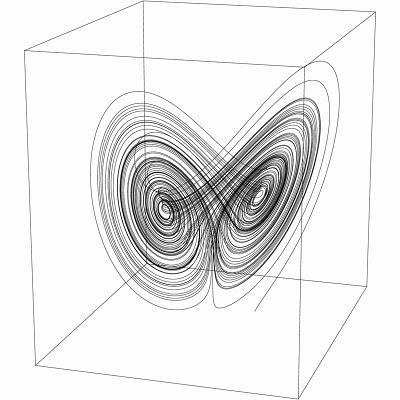 Ecuaciones de Lorenz